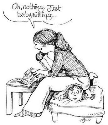 Babysitting - Mistakes you should avoid