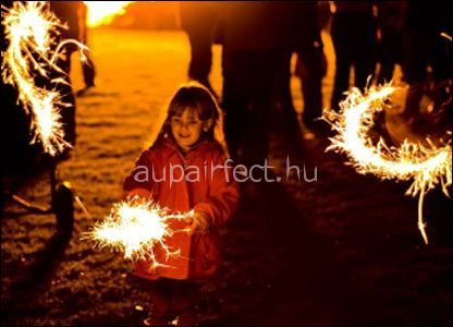 Bonfire Night - children handcraft ideas