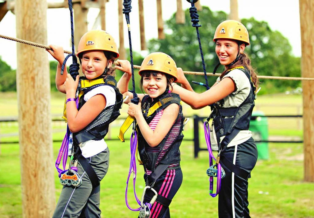 London outdoors activity ideas not just for au pairs!