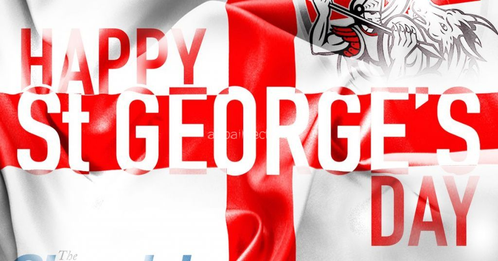 St. George's Day in the United Kingdom