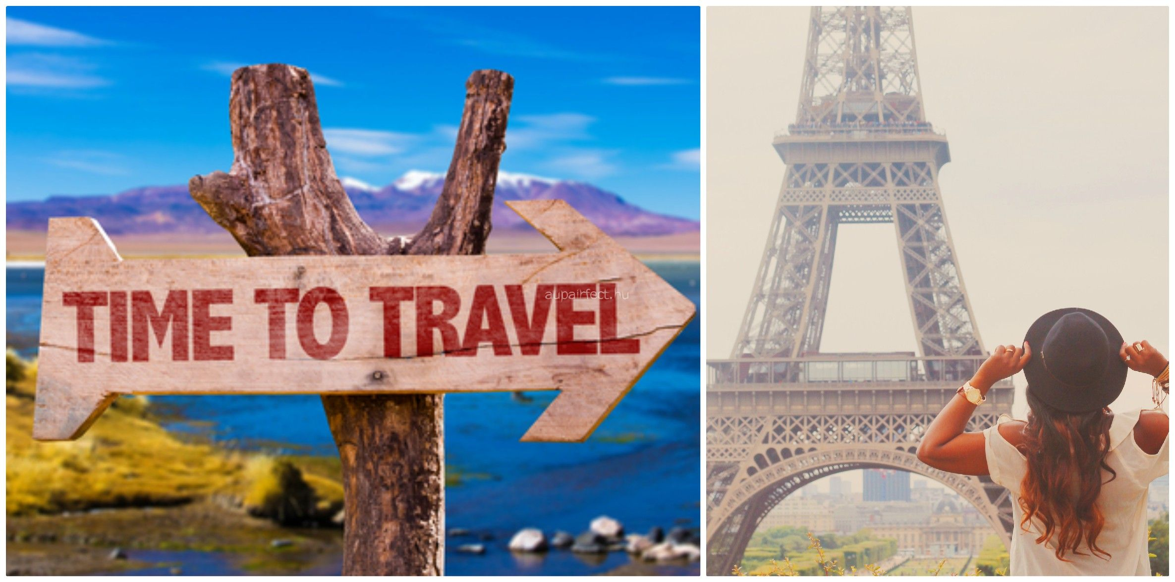 Learn French from native speakers as an au pair