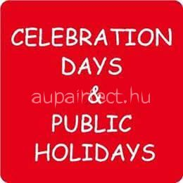 Public Holidays in the UK